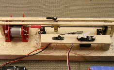 home made linear actuator