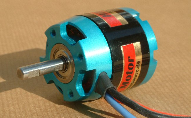 How To Choose a RC Model Electric Power System